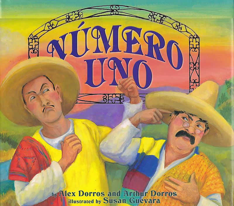 Susan Guevara, Numero Uno cover, Alex Dorros, Arthur Dorros